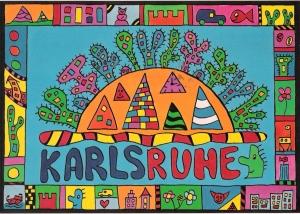 Postkarte designed by Christian Kastner