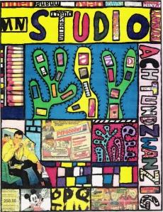 Studio 28 meets Cactus City by Christian Kastner, 1992